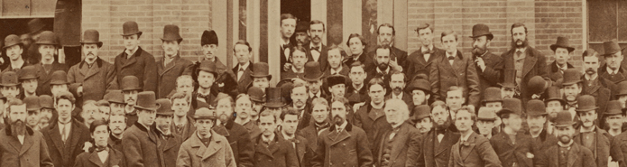 Detail, Harvard Law School Class of 1877, olvwork362659.
