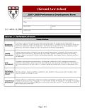 2013-2014 Performance Review and Discussion Preparation Tool