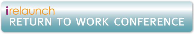 iReLaunch Return to Work Conference logo