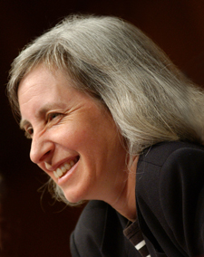 Harvard Law School Dean Martha Minow