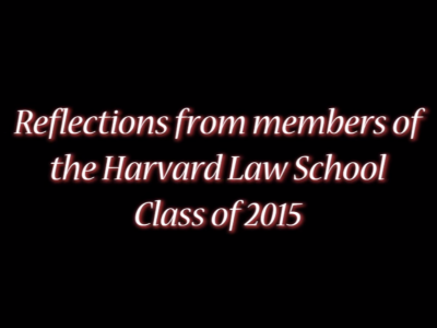 HLS Student Reflections Video Intro