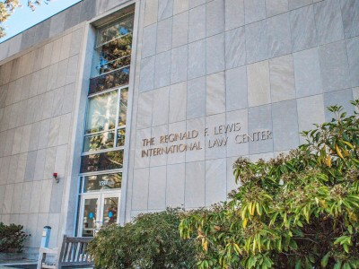 Lewis International Law Center