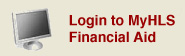 Login to MyHLS Financial Aid