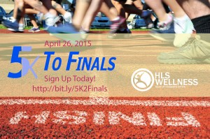 5k To Finals Spring 2015