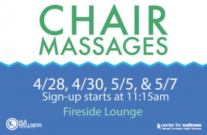 Chair Massages poster