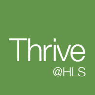 Thrive@HLS – New HLS Health and Wellness App