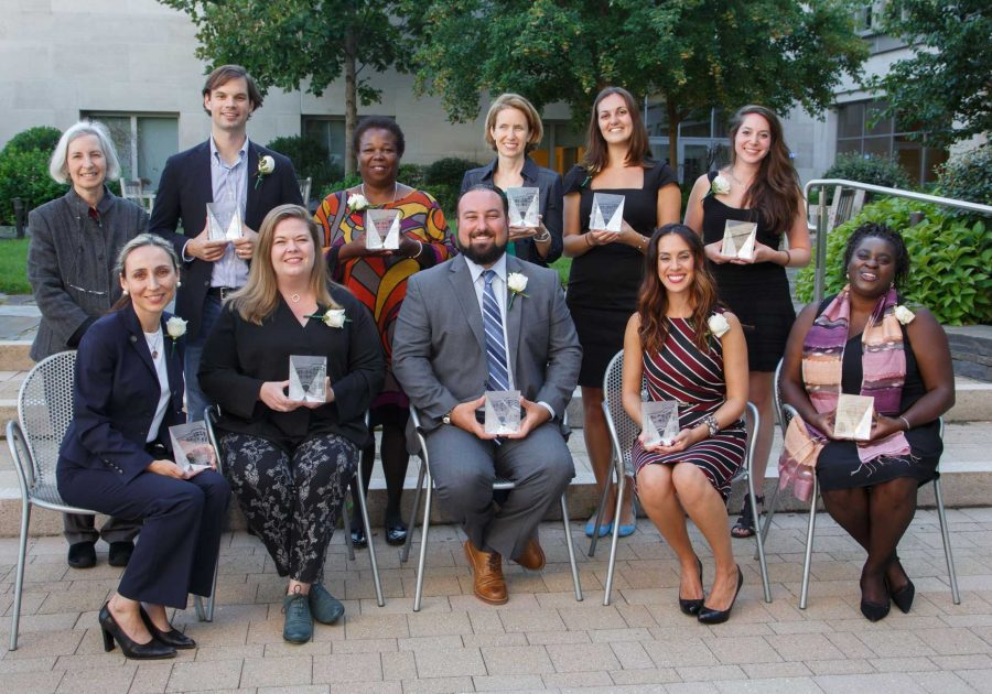 2016 Deans Awards for Excellence Winners