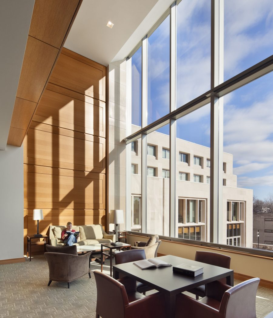 Harvard Law School, NW Corner Building, WCC, Location: Cambridge MA, Architect: Robert A M Stern Architects
