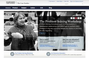 Case Studies home page