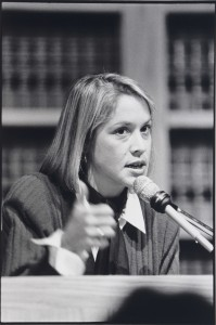 Susan Estrich, First Female President of the Harvard Law review