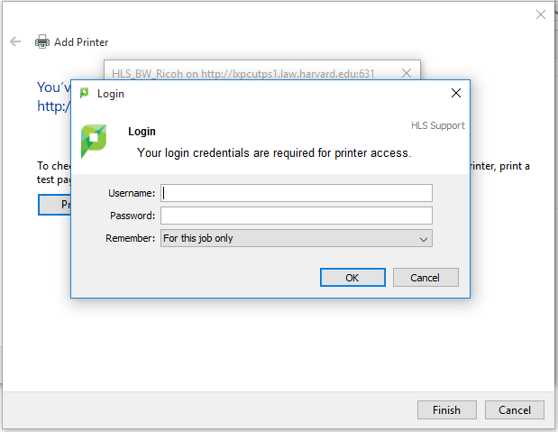 win10 Add printer dialog box 7