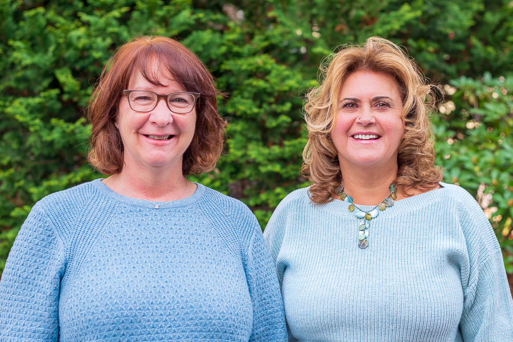 The Back Office: Patty Griffith and Cindy Pariseau