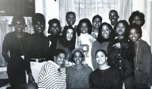 Black Letter Law Journal group photo, 1993.