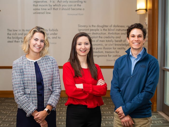 2019 Chayes Fellows