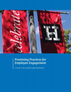 Cover page for Promising Practices guide