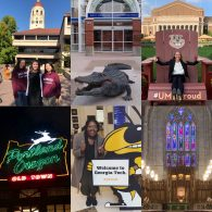Planes, Trains, Automobiles, and Awesome Prospective Students