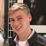 Jack Jamroz, Human Resources Support Assistant Co-Op
