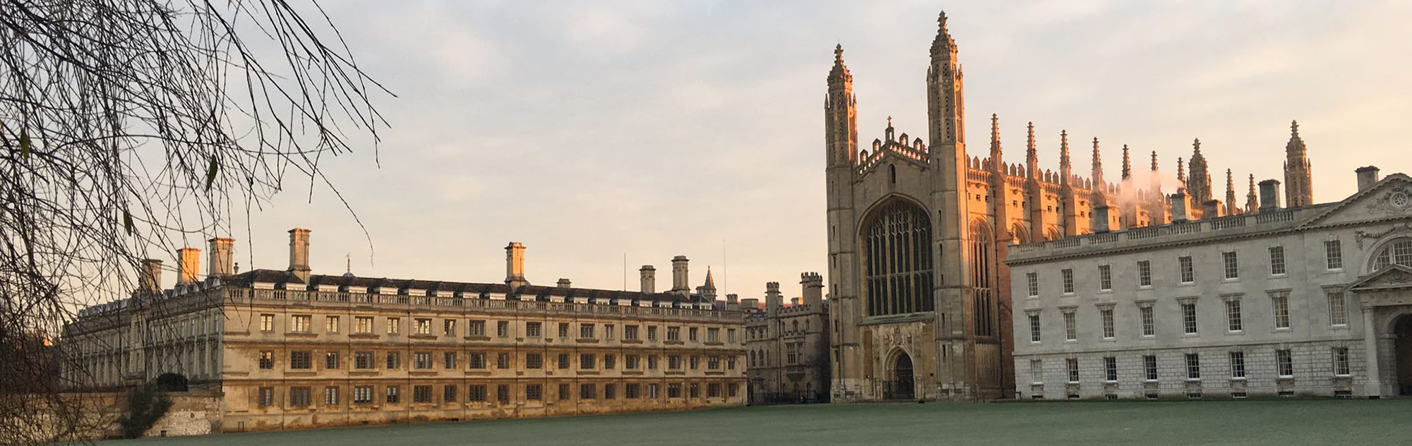 Buildings at the University of Cambridge